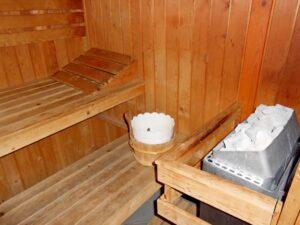 A finn szaunának jótékony hatásai vannak a szervezetre nézve.